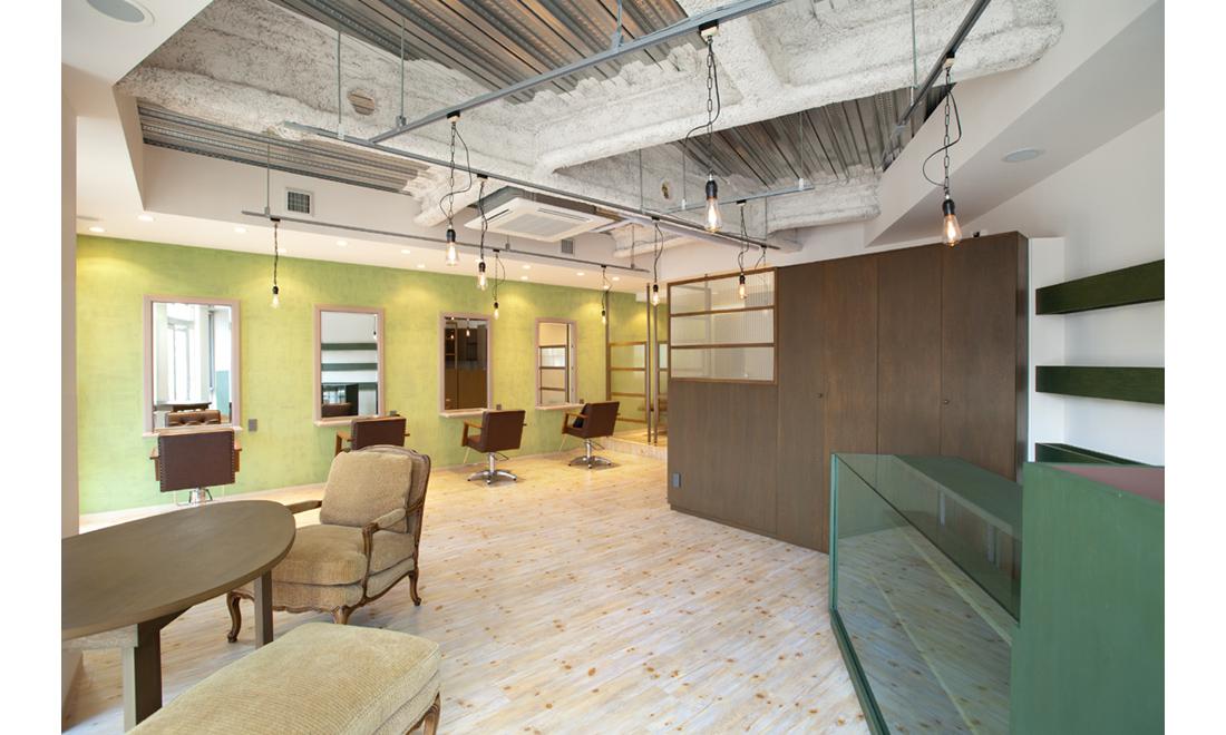 antileaf 美容室 旅館 ホテル マンション デザイン 設計 建築